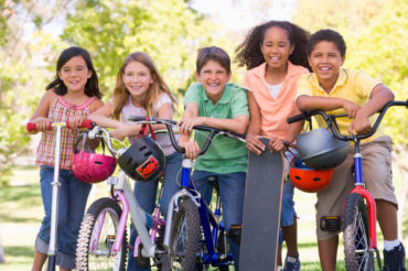 Back-to-School Biking