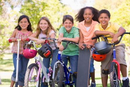 Back-to-School Biking